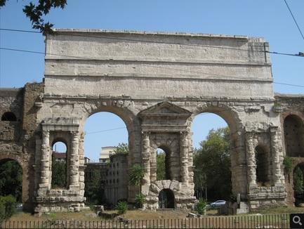 Porta Maggiore Rome